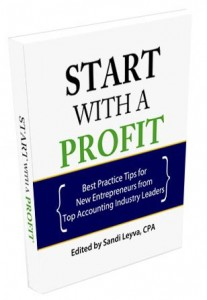 Start With A Profit